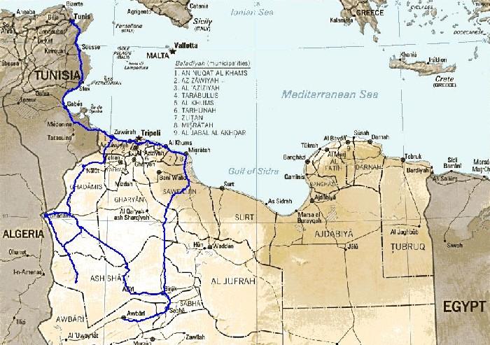 2009-karte